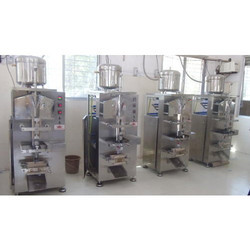 High Speed Milk Butter Milk Pouch Packing Machine.