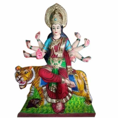 Pop Maa Durga Statue द र ग म त ज क म र त In Ganesh Baba Nagar Nashik New Balusheth Murtiwale Id 15867209255