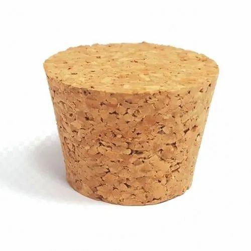Tapered Cork Stopper