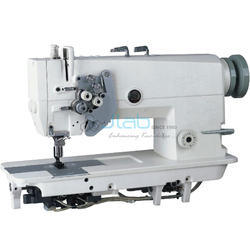 Double Needle Lockstitch Machine