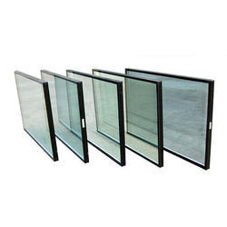 24-30 Feet Transparent Double Insulated Glass