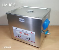 LMUC-9 Digital Ultrasonic Cleaner