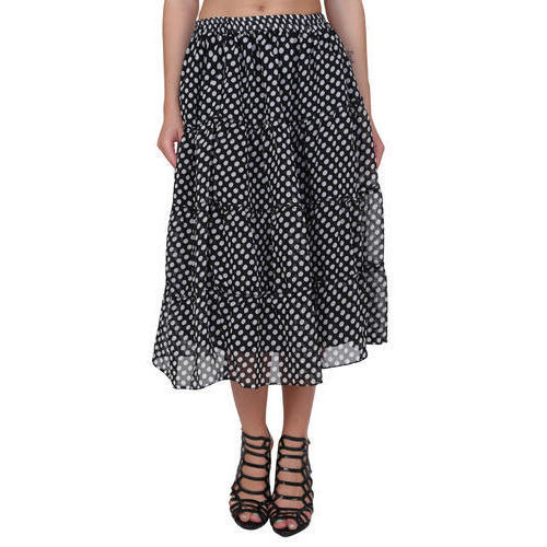 Womens Cotton Skirts, Size: XL