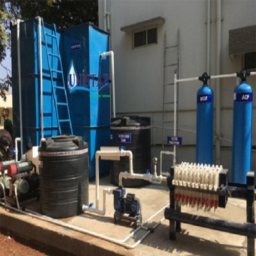 Sewage Treatment For Hotels