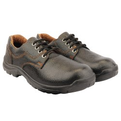 ISI Mangla Silver Stone Safety Shoes, Size: 6-10, Sole Type: PVC