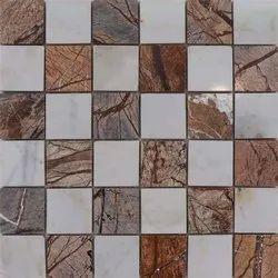 Capstona  Stone Mosaics Borneo Wenge Tiles