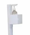 Foot Pedal Operated Hand Sanitizer Dispenser Stand