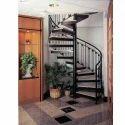 Designer Stainless Steel Staircase