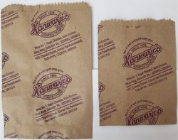 PRINTED GROCERY BAGS