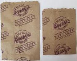Printed Grocery Paper Bags
