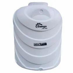 PVC White Ganga Water Storage Tank