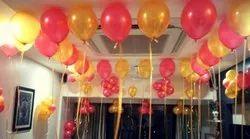 Multicolor Ballon Decoration Services, Area / Size: Delhi Ncr