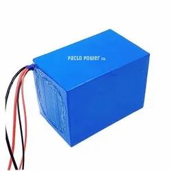 36V 10Ah Li-Ion Battery Pack for Electric Bike and Scooty
