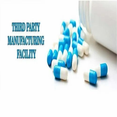 Pharmaceuticals Third Party Manufacturing Service