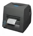 Black And White Thermal Printers Citizen Cl-s631 Polyester Label Printer, Print Width: 4 Inch, Speed: >400 Meter Per Hour