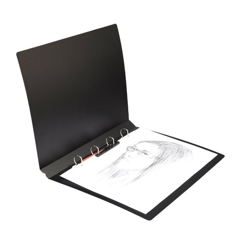 SOLO Pp Designers Ring Binder
