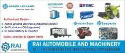 Ashok Leyland Industrail Engine Services