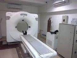 GE Healthcare 4- Slice Hi Speed CT Scan Machine