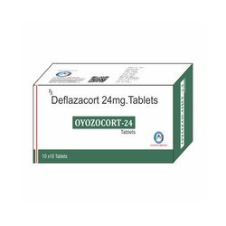 DEFLAZACORT 24 MG TABLETS