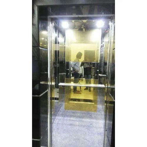 SS-304 Elevator Cabins