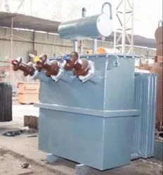 CCI Oil Cooled Three Phase Distribution Transformers
