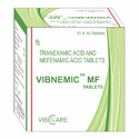 Tranexamic Acid 500mg Mefenamic Acid 250mg