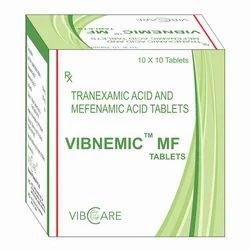 Tranexamic Acid 500mg Mefenamic Acid 250mg