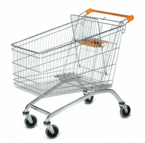 Super Market Shopping Trolley