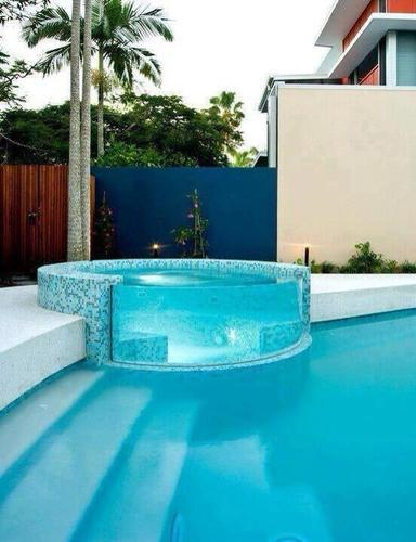 Glass Mosaic - Swimming Pool Glass Mosaic Tiles Manufacturer ...