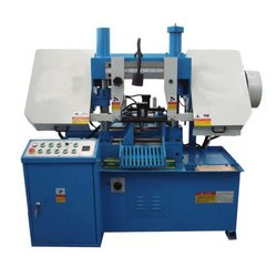 DI-098A Double Column Fully Automatic Horizontal Bandsaw Machine