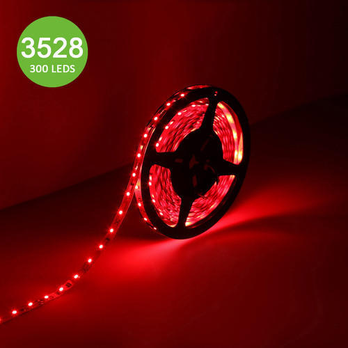 Red led strip light at rs 150 square meter kalbadevi mumbai red led strip light mozeypictures Images
