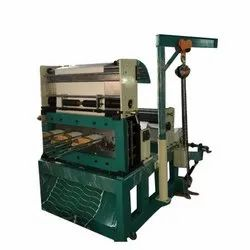 Fully Automatic Paper Cup Punching Machine, Capacity: 50-60 Pcs/Min