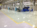 Epoxy Flooring for Automobile Industry