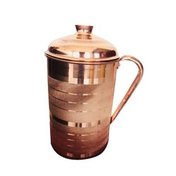 Magnetic Copper Jug, Packaging Type: Box