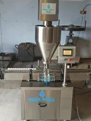 Automatic hing powder filling machine