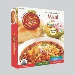 Raj Misal Masala Rtc Misal Tari 300g, Packaging Size: 50 g