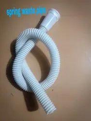 Flexible PVC Spring Pipe