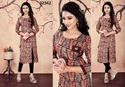 Cotton Printed Party Wear Kurti