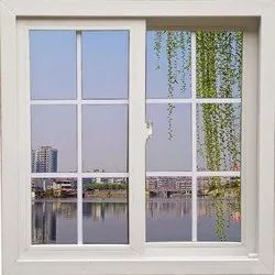 Double Door UPVC Sliding Windows
