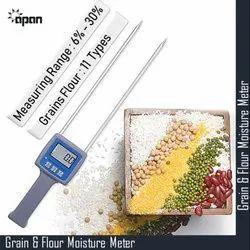 Grain & Flour Moisture Meter