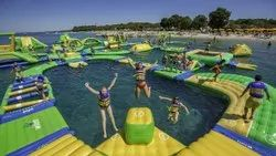 Floating Inflatable Water Park, Pan India