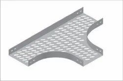 Perforated Cable Tray TEE HORIZONTAL