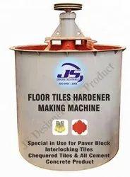 Floor Tiles Hardener Making Machine