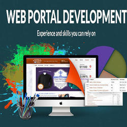 English Web Portal Development Service