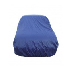 Navy Blue Car Cover
