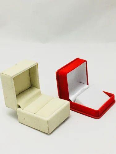 Handmade Ring Earrings Jewellery Gift Box