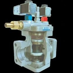 TWO-STEP ON/OFF SOLENOID VALVES