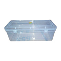 Transparent Rectangle Jewellery Box