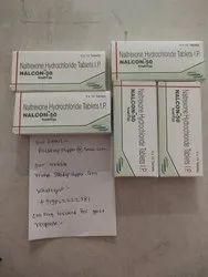 Naltrexone Hcl Tablets Nalcon 50