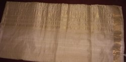 Silk Zari Tussar Fabric